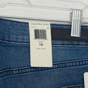 Calvin Klein Jeans Shorts - Calvin Klein Womens Size 10 Shorts Jean City Short